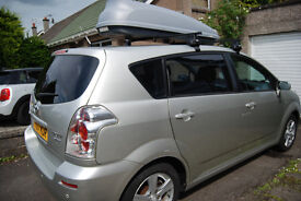 Toyota Corolla Verso 1.8 VVTI T3 S-A; 7 SEATER; 1 KEEPER; SILVER