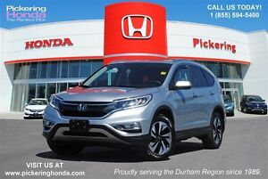 2015 Honda CR-V Touring | LEATHER | NAVIGATION | BLUETOOTH