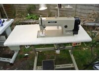 Brother Heavy Duty Sewing machine (FOR HORSE RUGS, COSTUMES, DENIM)