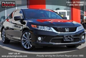 2015 Honda Accord EX-L-NAVI V6 LEATHER