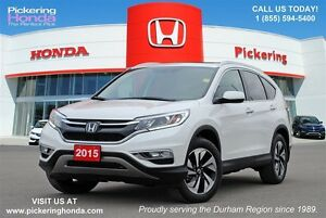 2015 Honda CR-V Touring | NAVIGATION | REAR & SIDE CAMERA | BLUE
