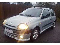 Clio Grande 1.2 **12 MONTHS MOT** 1 LADY OWNER FROM NEW CHEAP INSURANCE LOW MILEAGE