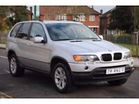 LHD LEFT HAND DRIVE BMW X5 HIGH EXECUTIVE 4x4 AUTOMATIC LEATHER SEATS FULLY LOADED