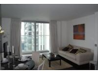 1 Bed apartment available end of March in Pan Peninsula Building Canary Wharf E14-SA