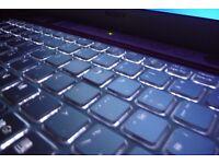 Laptop SONY VAIO *BACKLIT KEYBOARD*, fast Intel® Core™i3, 4GB RAM, Wi-Fi, HDMI, USB 3.0