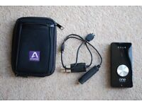 APOGEE ONE Audio Interface with original soft case, USB cable and adaptors in mint condition