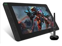 HUION Kamvas 13 Graphic Tablet with Screen, 13.3 Inch Drawing Monitor