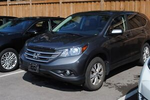 2014 Honda CR-V EX-L LEATHER SUNROOF AWD