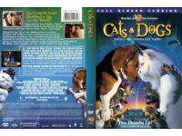 Cats & Dogs DVD (2003)