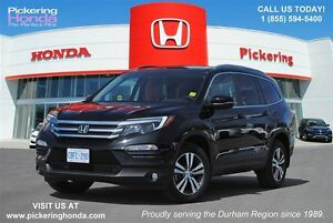 2016 Honda Pilot EX-L | LEATHER | AWD | ALLOYS