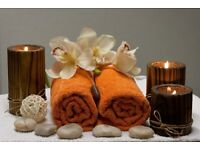 Relaxing Traditional 4 hand Thai massage by two lovely Thai Ladies £40 half hour, £60 hour