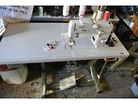 Pfaff-260-Zig-Zag-Freehand-Embroidery-Industrial-Sewing-Machine