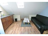 Loft studio in Willesden/Harlesden area. Rent includes all bills except electric.