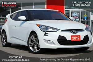 2012 Hyundai Veloster Base NAVI SUNROOF REAR CAMERA