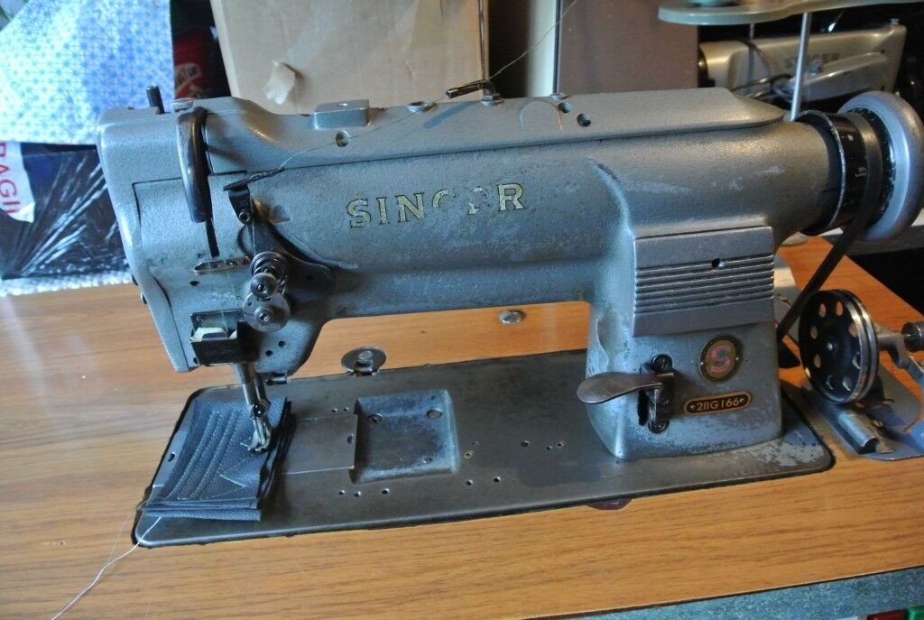 Singer 40 G 40 Compound Walking Foot Industrial Sewing Machine FOR Simple Singer Walking Foot Industrial Sewing Machine