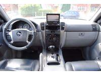 LHD LEFT HAND DRIVE KIA SORENTO 11/2006 4x4 AUTOMATIC LEATHER REVERSE CAMERA