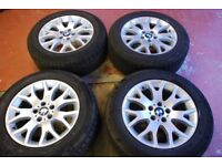 BMW X5 ( E70) Winter Wheels and Tyres