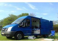 Ford transit Day van/ stealth campervan