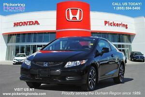 2013 Honda Civic EX | BLUETOOTH | HEATED SEATS | REAR CAMERA