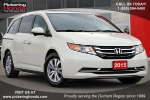 2015 Honda Odyssey EX-L NAVI LEATHER SUNROOF