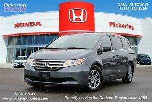 2013 Honda Odyssey EX | REAR CAMERA | 8 SEATS | BLUETOOTH