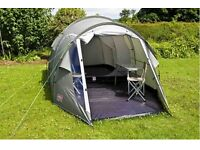 Coleman coastline 3plus tent
