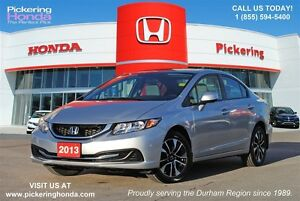 2013 Honda Civic EX | SUNROOF | ALLOYS | REAR CAMERA