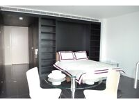 SELECTION OF STUDIO APARTMENTS - PAN PENINSULA E14 - STARTING AT £300PW - CANARY WHARF DOCKLANDS