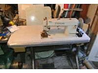 Typical Walking foot Heavy Duty Sewing Machine (FOR BOUNCY CASTLES, UPHOLSTERY