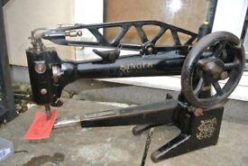 Singer Walking Foot 29K60 Long Arm Cylinder Arm Industrial Sewing Machine, The Shoe Maker's Friend