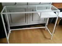 IKEA VITTSJÖ Desk / Laptop table
