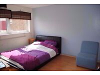 Spacious Double room in a fully furnished 3 bed property Zone 2 Bermondsey Area , South East London