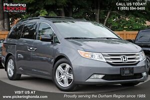 2013 Honda Odyssey Touring LEATHER NAVI 8 SEATS