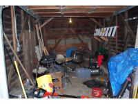 Shed and Garage FREE clearence