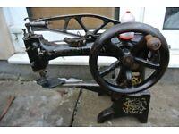 Singer 29K15Cylinder Arm Boot Patcher/Cobbler Industrial Sewing Machine