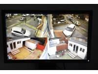 Install CCTV cameras systems