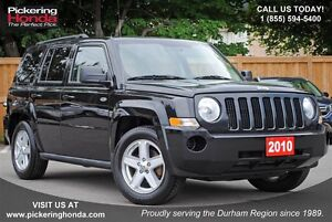 2010 Jeep Patriot Sport/North POWER PACKAGE PRO PACKAGE