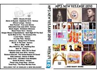 MP3's On Dvd.