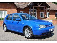 Volkswagen Golf Mk4 GTi 1.8T - Long MOT - VW