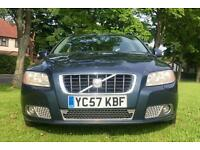 2007 VOLVO V70 SE D5 6 SPEED AUTO 185 BHP MOT APRIL 2018 IMMACULATE CONDITION & DRIVE