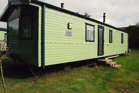 Last Caravan for sale at Applecross Campsite
