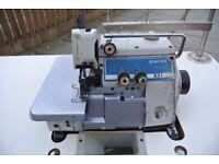 Singer HEAVY DUTY OVERLOCKER sewing machine