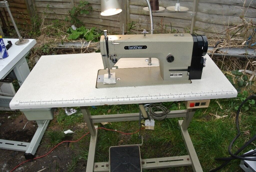 Brother Lockstitch Heavy Duty Industrial Sewing Machine In Adorable Gumtree Industrial Sewing Machine For Sale