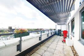 Spectacular Penthouse Apartment at Bargain Price of £1,950PCM!!!! NO DSS