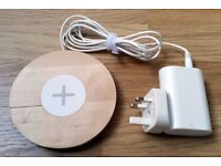 Wireless charging Pad for all compatible smart phones