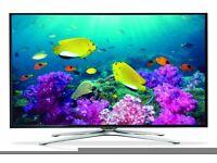 Samsung 50 Inch UE50F6400 Full HD 3D LED Smart WiFi TV- Like New