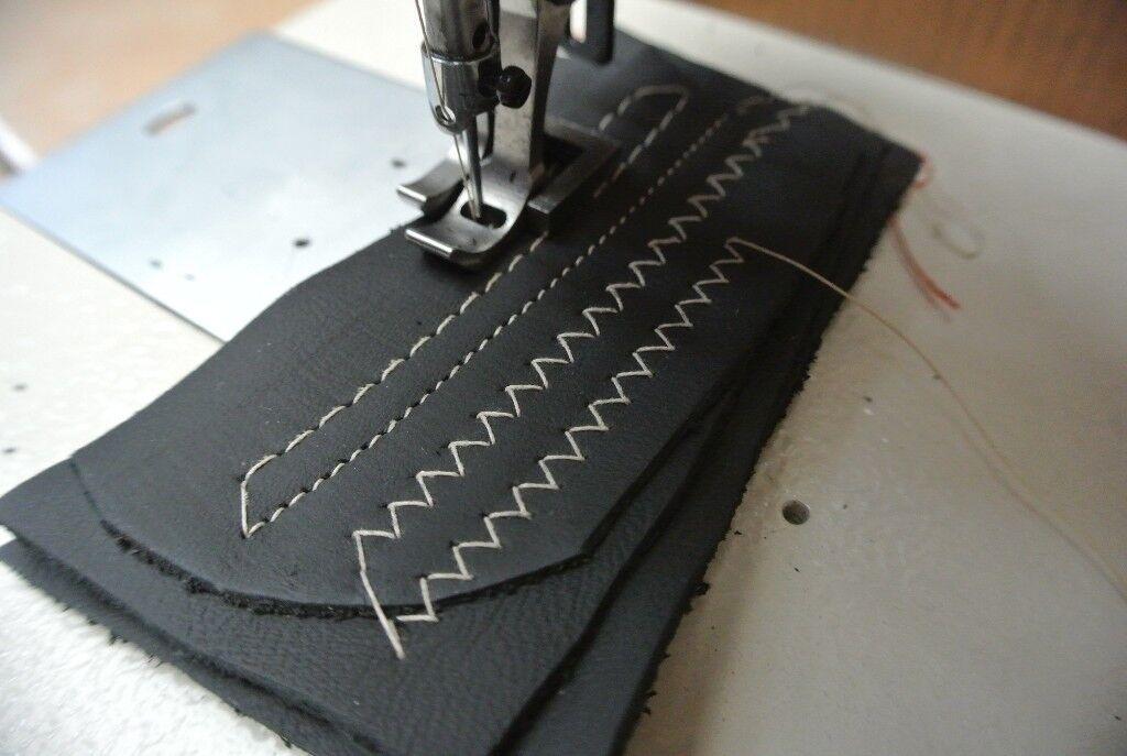 WalkingFootZigzagStitchheavydutysewingmachineSAILMAKING Simple Walking Foot Zig Zag Sewing Machine