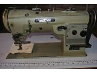 Brother 3 Step Zig Zag Industrial sewing Machine(For sail making etc