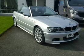 BMW 318 Msport Convertible