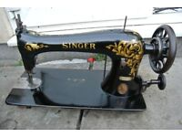 Singer Leather/Shoes Industrial Sewing Machine HEAD ONLY